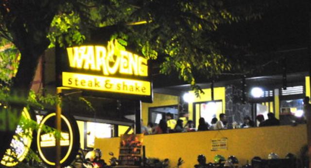 Rahasia Kesuksesan Bisnis Warung Steak And Shake ( Waroeng Group )