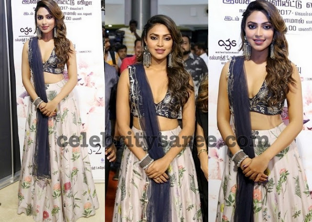 Amala Paul at Audio Launch of Thiruttupayale2