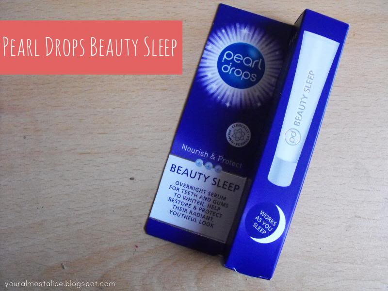 Pearl Drops Beauty Sleep Serum