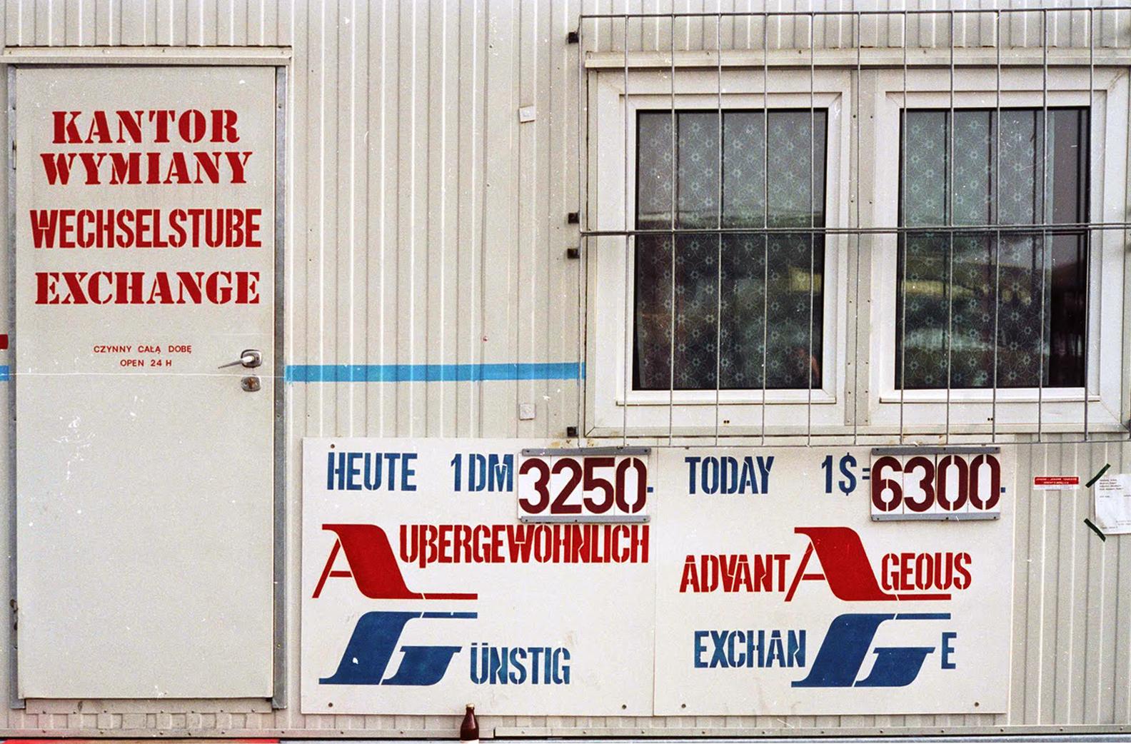 W wa jeziorki: foreign exchange dont get diddled