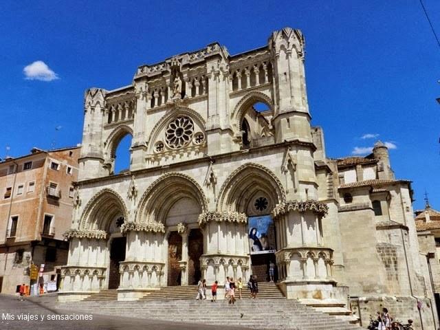 Catedral de Cuenca, Castilla la Mancha