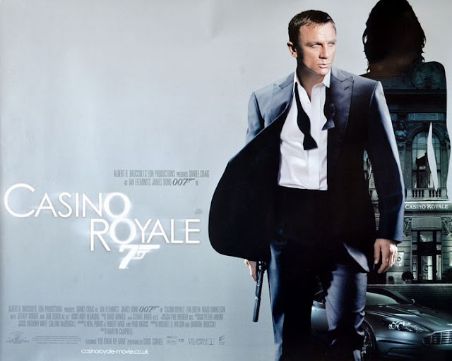 Hantu Baca Film Agen Rahasia Terbaik Paling Keren Casino Royale (2006)