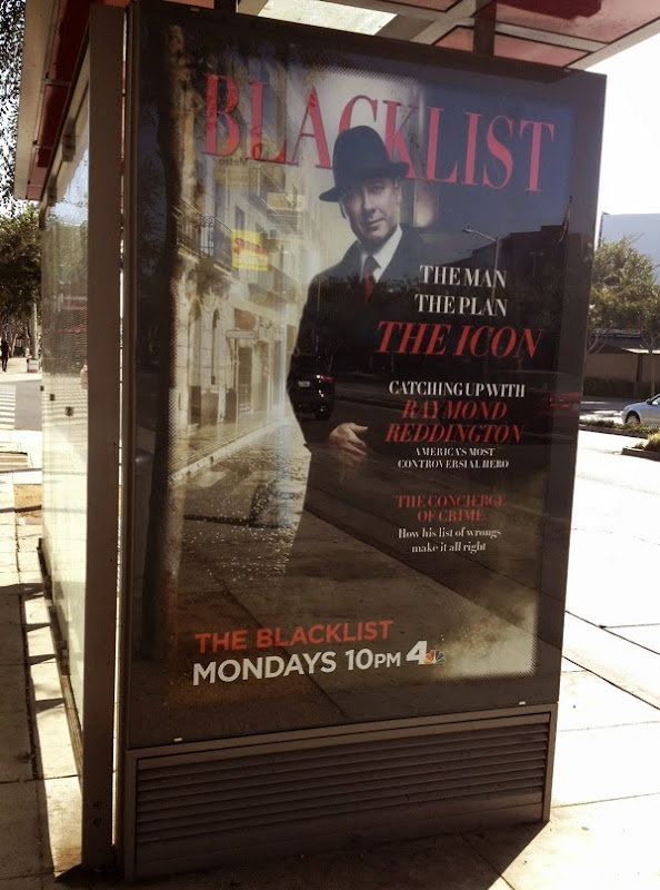 Blacklist season 2 Fortune magazine homage poster