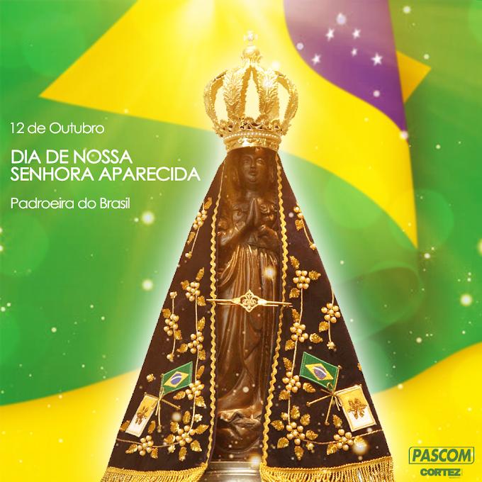 DIA DE NOSSA SENHORA APARECIDA