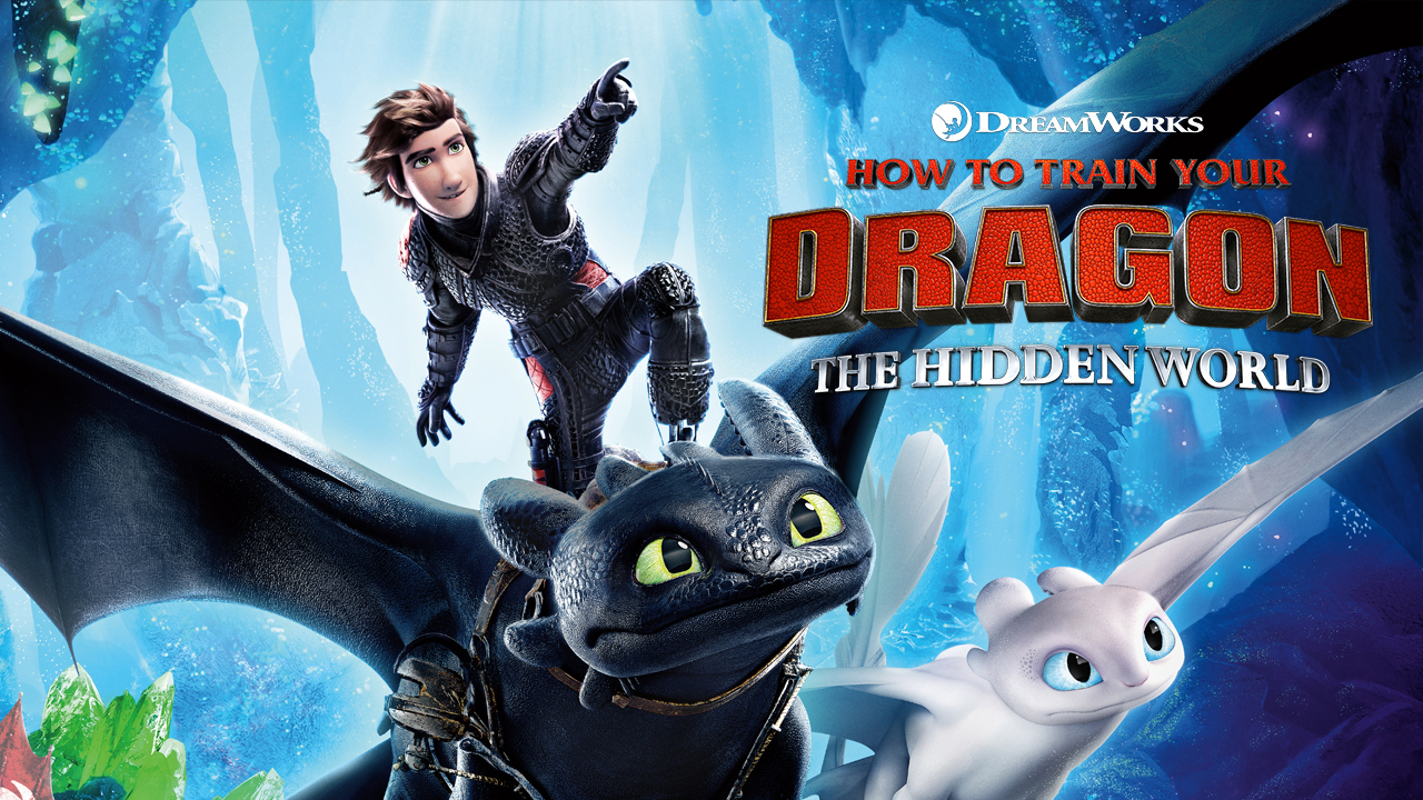 How to Train Your Dragon The Hidden World 2019 HD 720p In