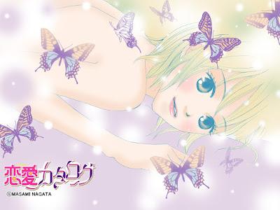 Renai Catalog de Nagata Masami