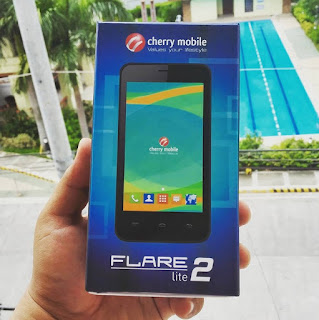 TeknoGadyet July Giveaway: Cherry Mobile Flare Lite 2