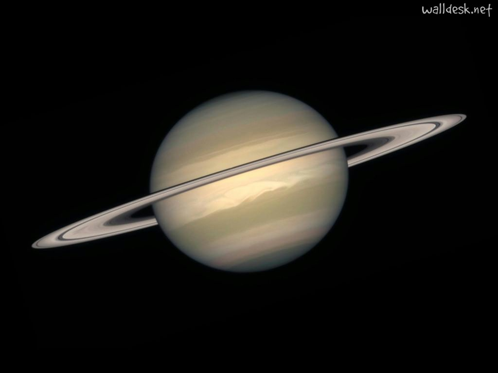 Blue Saturn Planet Wallpaper (page 2) - Pics about space