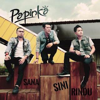 Download Lirik Papinka – Sana Sini Rindu