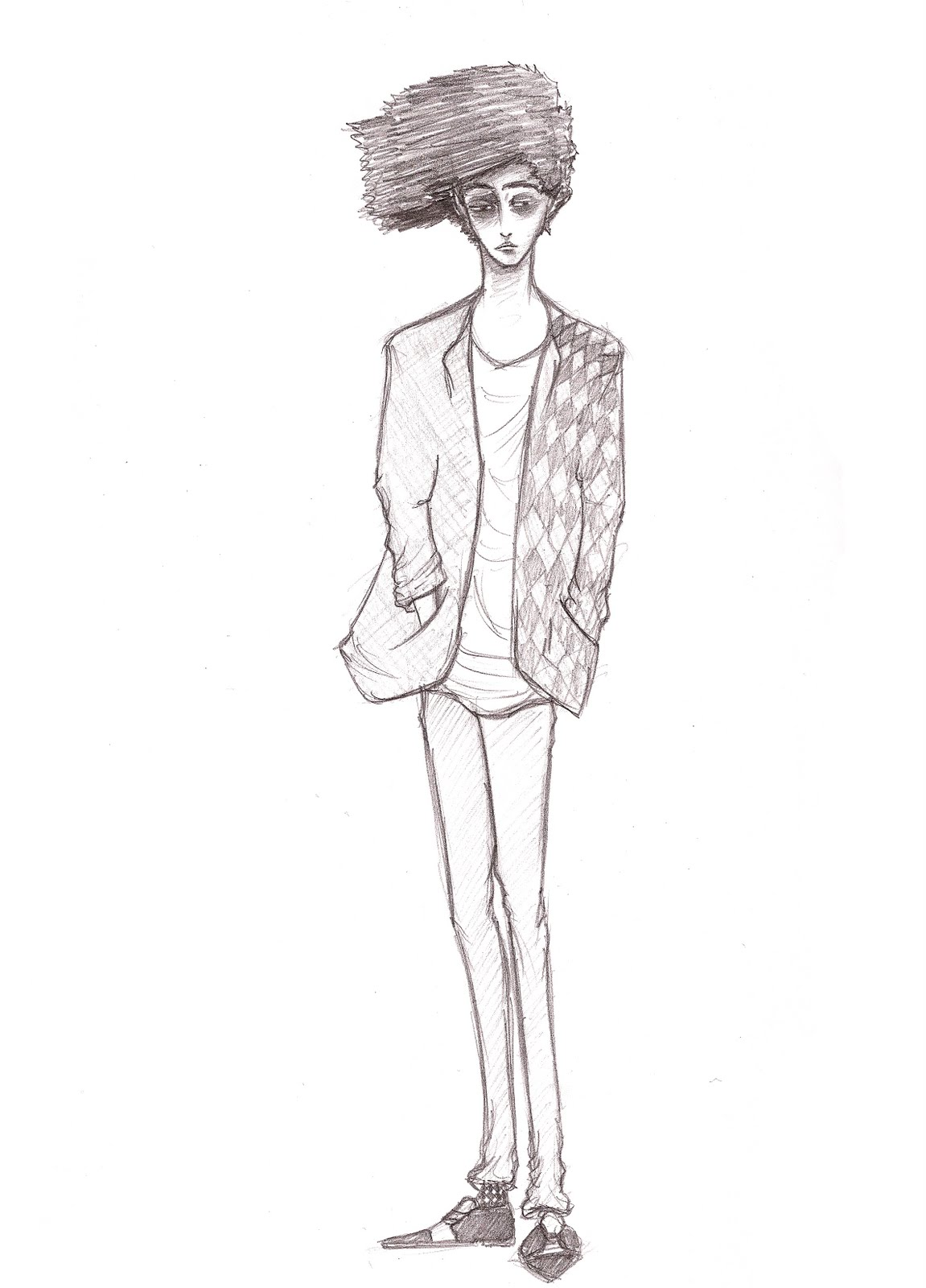 The Art of Danny Jackson: Pencil Drawings