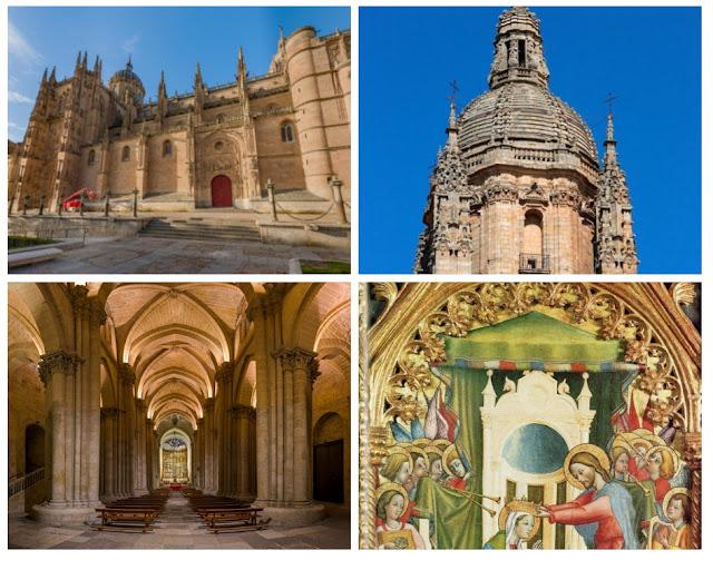 Catedral Velha de Salamanca