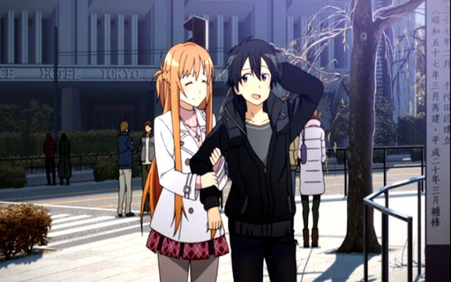 Sword Art Online II - Anime Action Terkeren Summer 2014