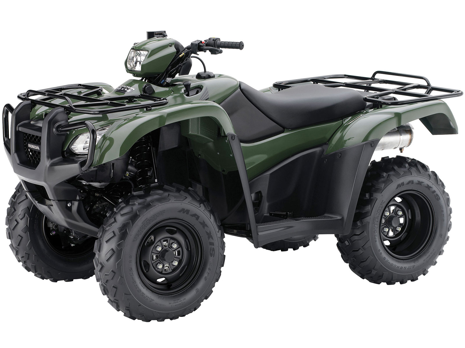 2013 honda fourtrax foreman 4x4 with electric power steering trx500fpm. Black Bedroom Furniture Sets. Home Design Ideas