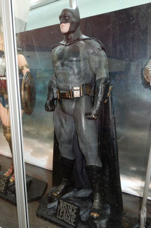 Batman costume Justice League