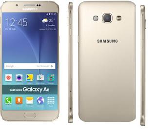 Firmware Samsung Galaxy A8