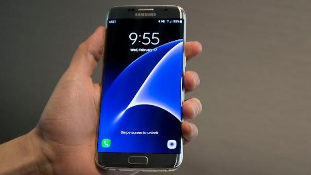 Samsung anunciou hoje seu Galaxy S7