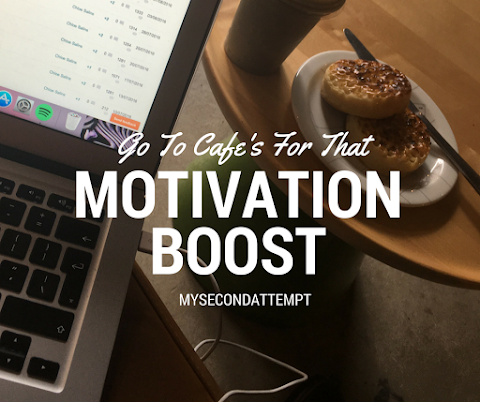 Go To Cafe's For That Boost Of Motivation- Manchester Northern Quarter