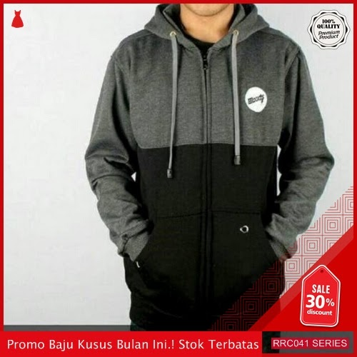 RRC041J28 Jaket Comby Hodie Cowo Cewe Bloodss Comby BMGShop