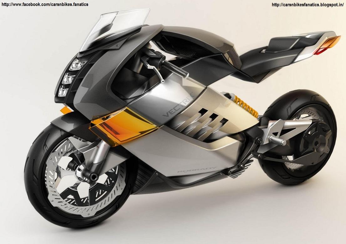 Car Bike Fanatics Concept Sports Bike