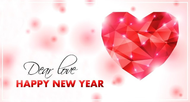 Wish You Happy New Year My Love