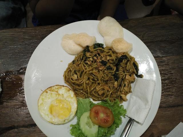 menu moe goreng