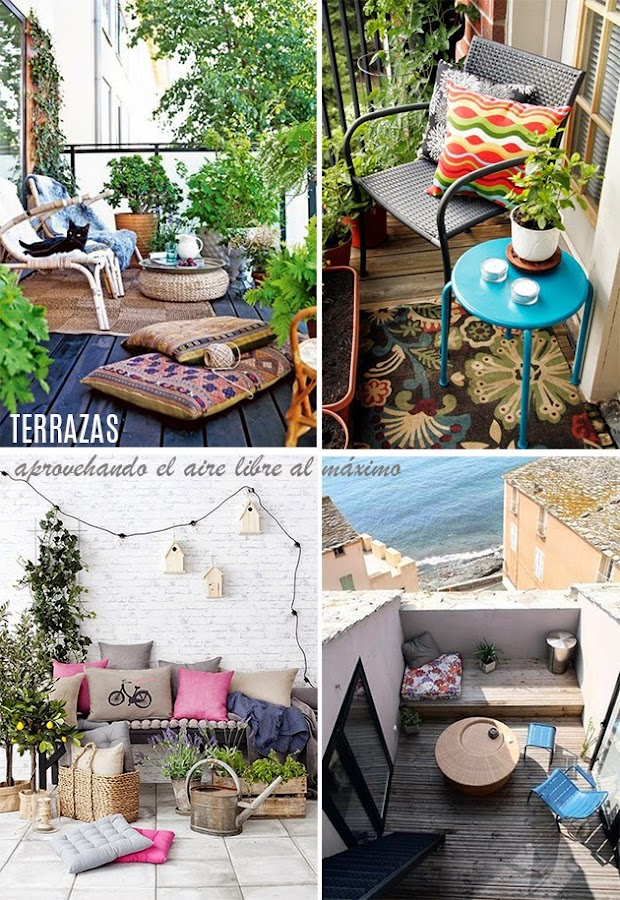 decoracion en verano, summer time