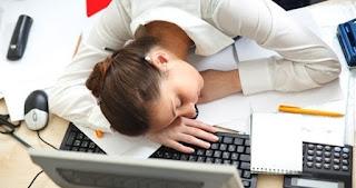 Penyebab tubuh mudah lelah dan capai