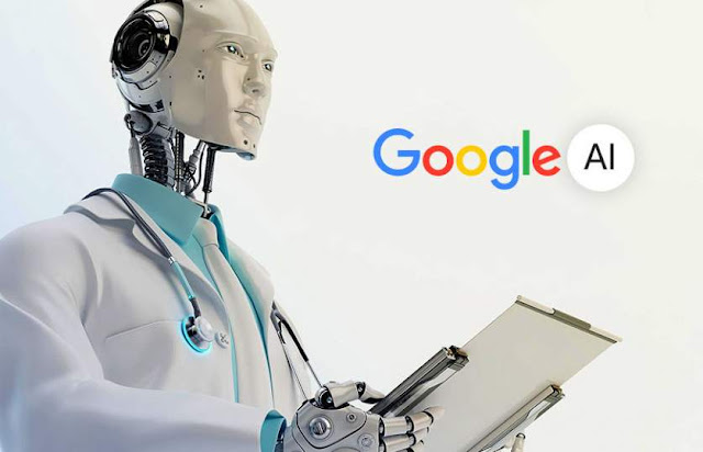 Google AI in healthcare