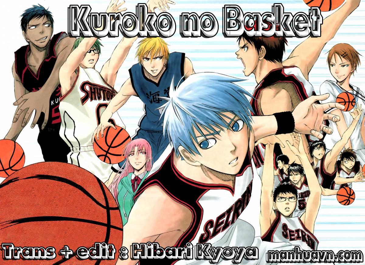 Kuroko No Basket chap 031 trang 22