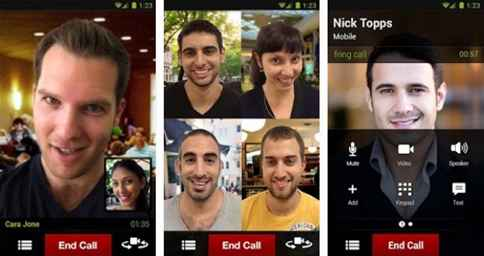 Cara Video Call Di Android