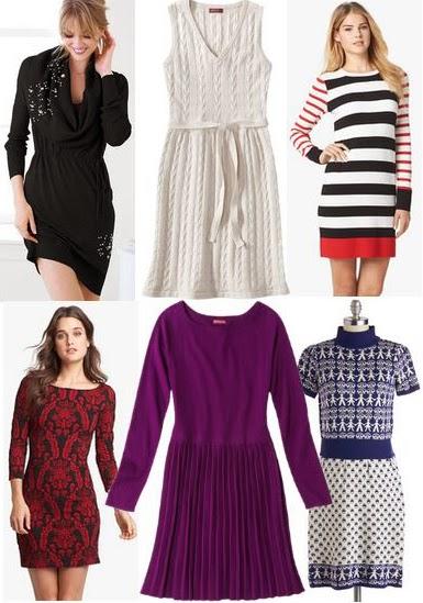 8f422f9cb11 13 Lovely Sweater Dresses