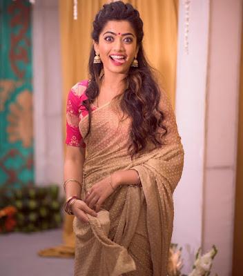 Telugu Actress Rashmika Mandanna  IMAGES, GIF, ANIMATED GIF, WALLPAPER, STICKER FOR WHATSAPP & FACEBOOK