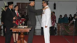 Gubernur Ganjar Pranowo Agar Anak Muda Peduli Budaya Lokal