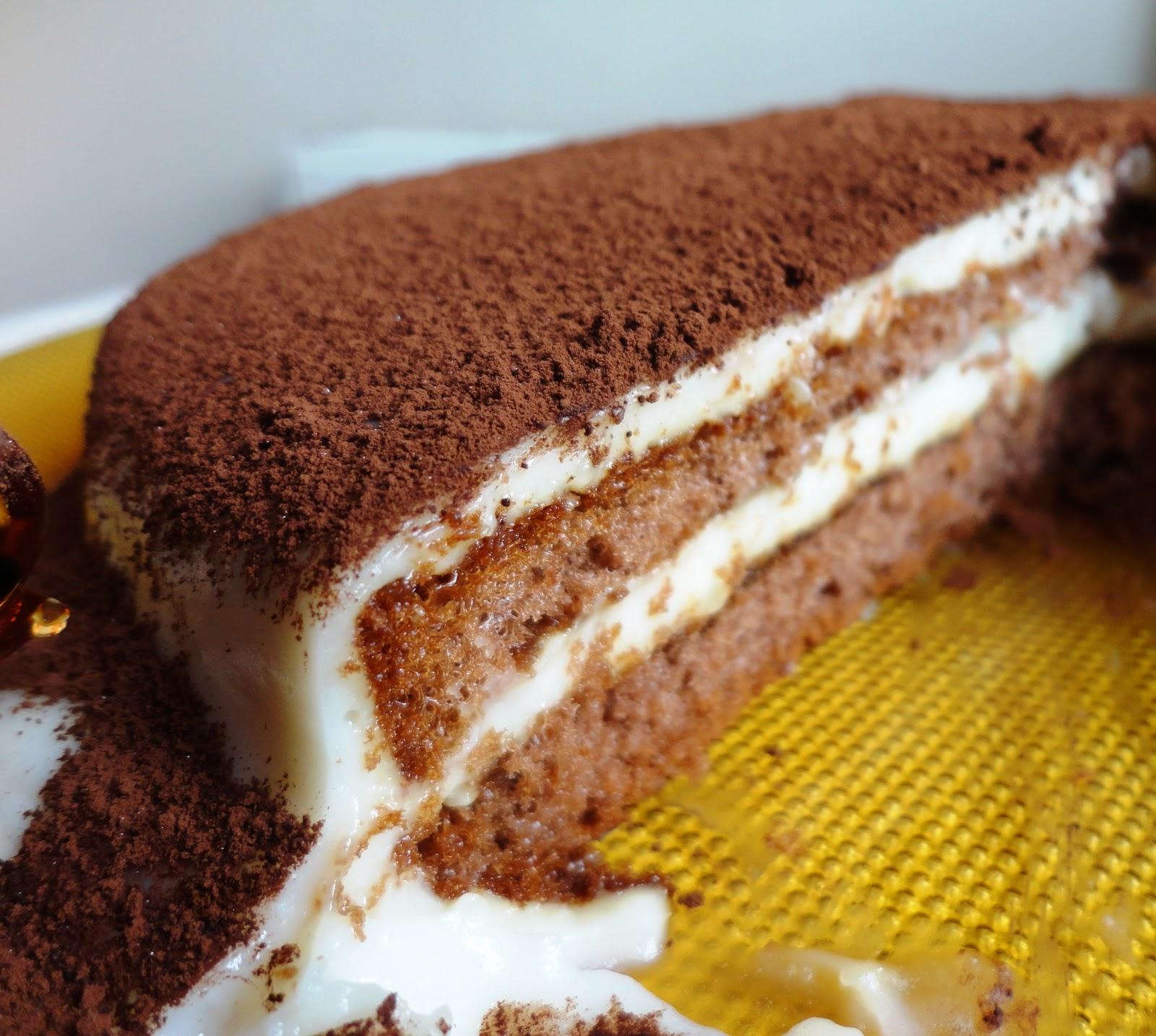 Kahveli Pasta Nasıl Yapılır