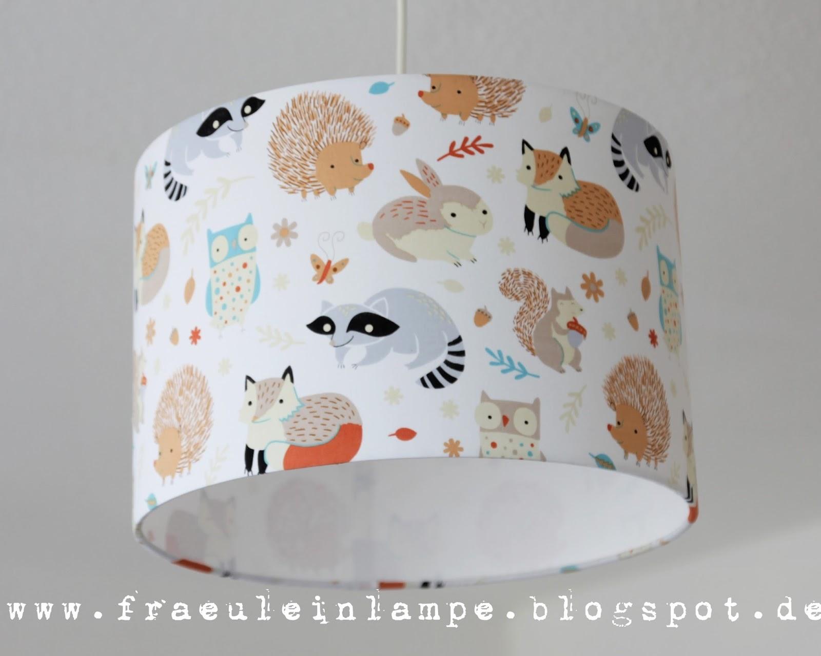 Lampenschirm Selbst Gestalten Lampenschirme Basteln Funf Ideen