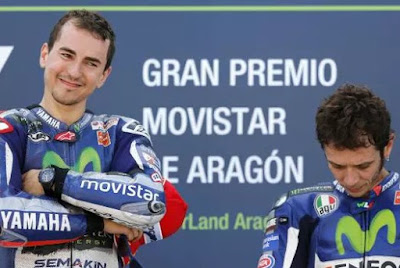 Gagal Juara Dunia Lagi, Lorenzo Sindir Rossi