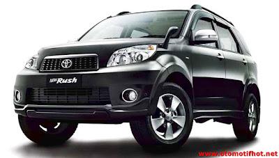 Eksterior Mobil Toyota Rush