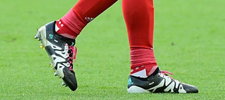5b7fea21422 Icons Shop Unisex ICGBSB3 Gareth Bale Signed Adidas F50 Adizero Boot ...