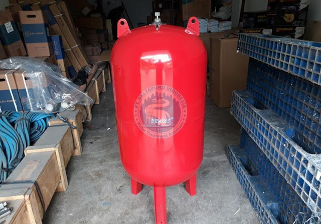 Pressure Tank Drakos 150 Liter