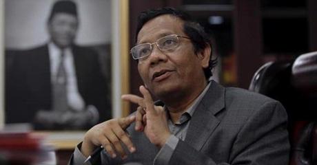 Soal Pertemuan Pertemuan SBY dan Prabowo, Mahfud MD: Menurut Saya Belum Ada Efek Politik Apa-apa