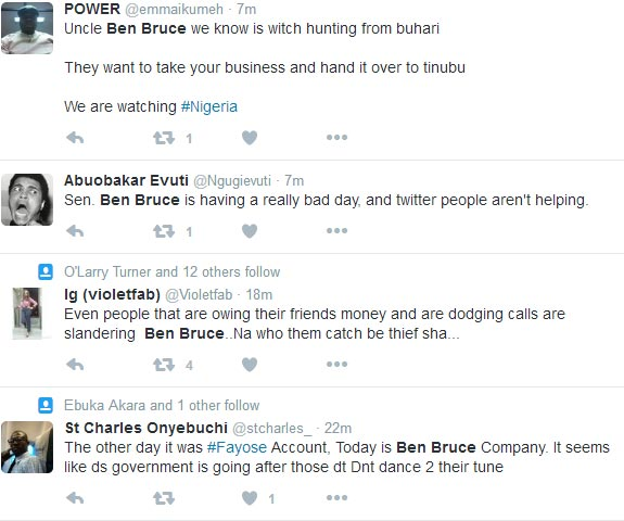 Nigerians react to the seizure of Ben Murray-Bruce's Silverbird Cinema by AMCON