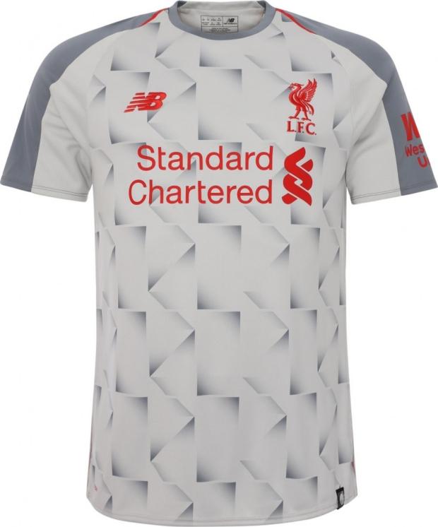 New Balance lança a nova terceira camisa do Liverpool - Show de Camisas df8d6e7ffff7c