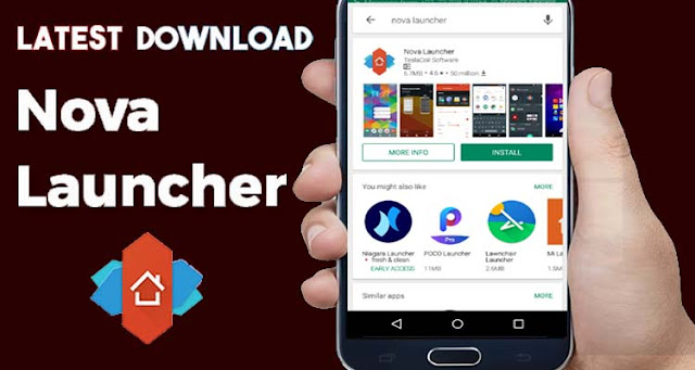 Nova Launcher, gets a major update to version 6.0, here is what's going