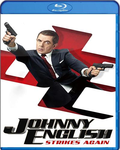 Johnny English Strikes Again [2018] [BD25] [Latino]