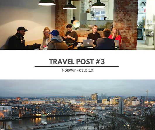 whm: TRAVEL POST # 3: NORWAY - OSLO 1.3