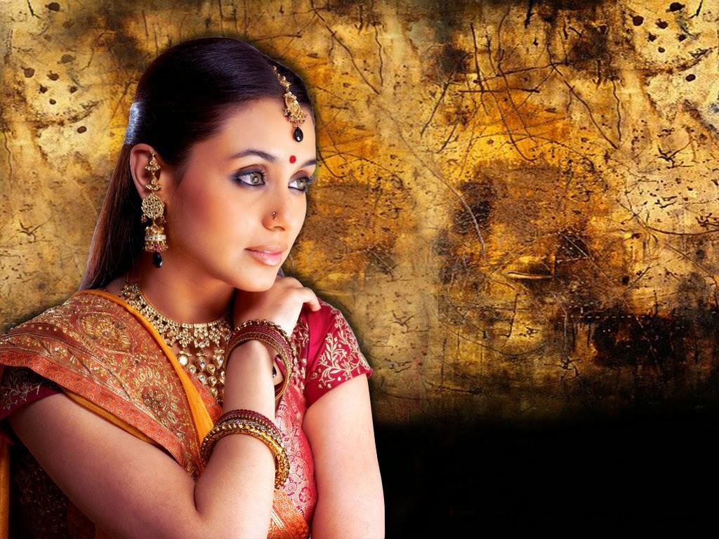 Rani: Wellcome To Bollywood HD Wallpapers: Rani Mukherjee