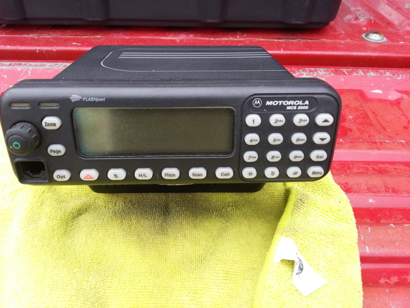 MCS2000 900 MHz Model 3 - 30 watt