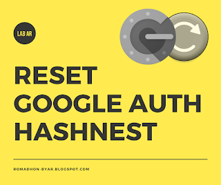 Rest Google Auth Hashnest - Meminta bantuan Tim Support RESET Google Auth Hashnest