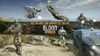 Game blood rival juga termasuk dalam game terbaik tahun 2019 dalam genre battle royale