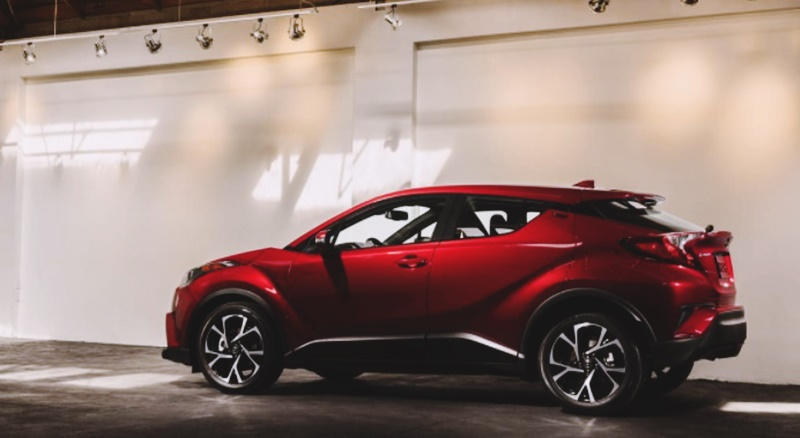 2018 Toyota C-HR Sr5 and Limited